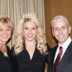 With Nancy and Miss America!